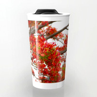 Travel Mugs available on  www.society6.com/josythomas